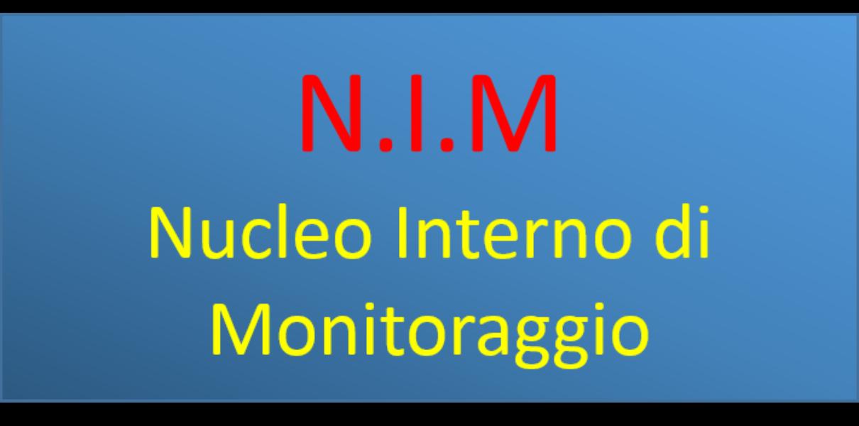 PUBBLICAZIONE VERBALE ISTANZE DI CANDIDATURA AL NIM