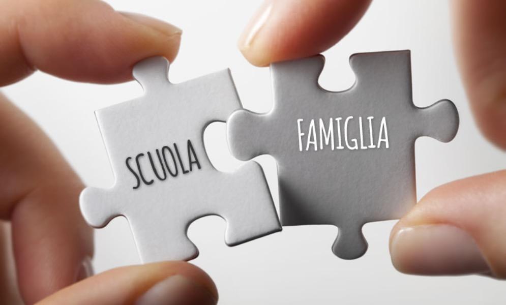 SOSPENSIONE COLLOQUI SCUOLA-FAMIGLIA